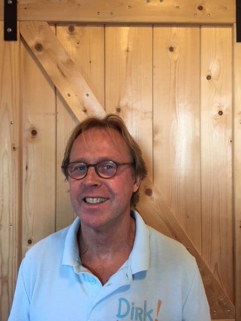 Dirk autowasstraat medewerkers Bert