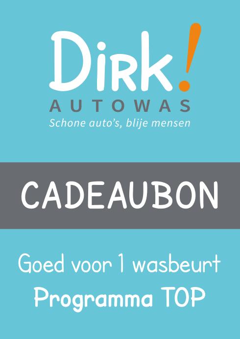 Dirk autowas TOP wasbon