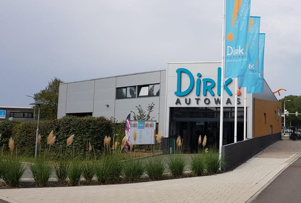 Dirk Welkom!